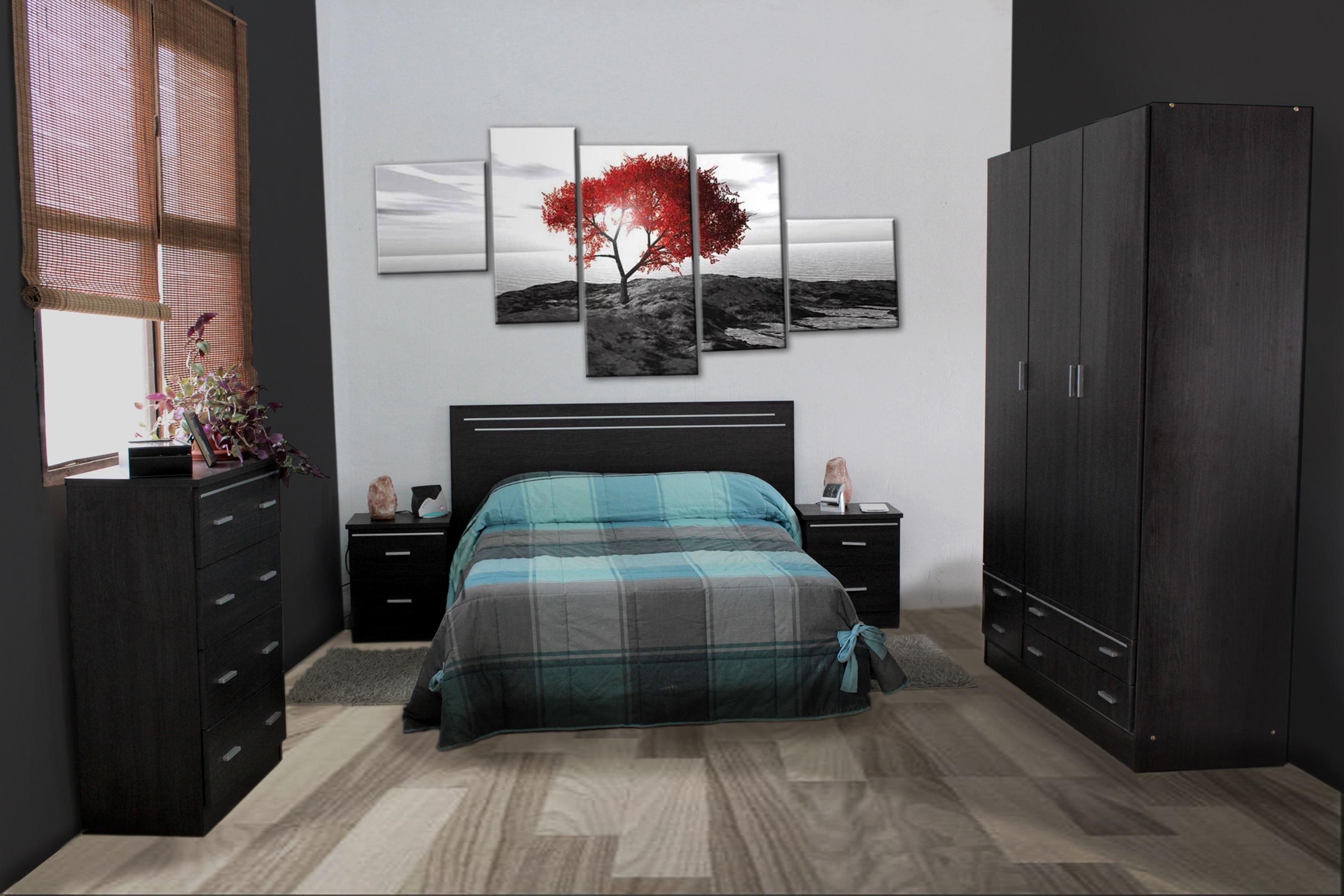 Muebles brufal - Dormitorios individuales modernos ...
